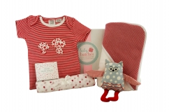{focus_keyword} Gaia Summer Baby Hamper for girls gaiamushroom