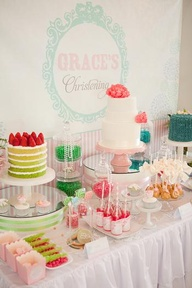 {focus_keyword} Christening Decorating graces christening