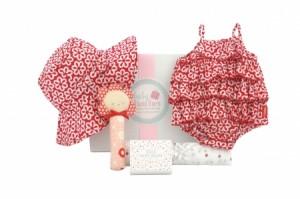 {focus_keyword} Rosie Red Baby Hamper products 227 1 large