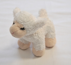 Peepers The Little Lamb Toy