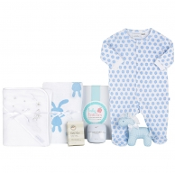 Winter Deluxe Baby Hampers for Boys
