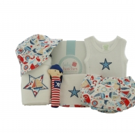 Happy Sailor Baby Hamper
