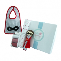 Superhero to the Rescue Baby Hampers