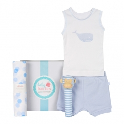 Willy the Whale Baby Hamper