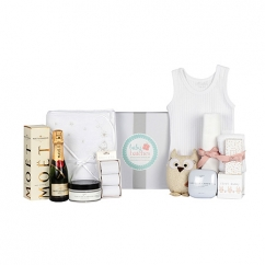 Summer Deluxe Baby Shower Hamper