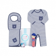 Nautical Baby Boy Hamper