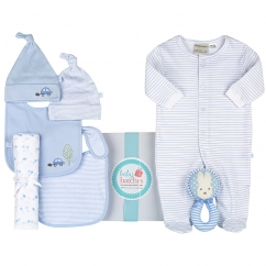 Blue Winter Box for Boys