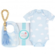Blue Clouds Summer Box
