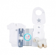Grey Star Summer Baby Box