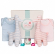 Twins Summer Starter Baby Hamper
